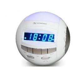 Radiodespertador SCHNEIDER CR 60 Dual Wh