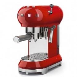Cafetera SMEG ECF01RDEU